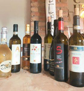 Selezione di vini - La Prateria Agriturismo